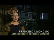 Francesca Mondino aka Actress and Joseph Goebbels' mistress