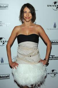 Jana Pallaske at 2009 Cannes Film Festival