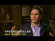 Fredrick Zoller aka War hero and actor