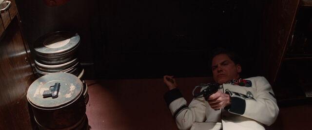 File:Colt Model 1908 Vest Pocket and Zoller shooting his Luger.jpg
