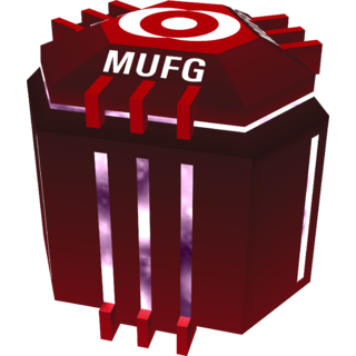 The MUFG Capsule scanner info