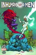 Inhumans vs. X-Men Vol 1 0