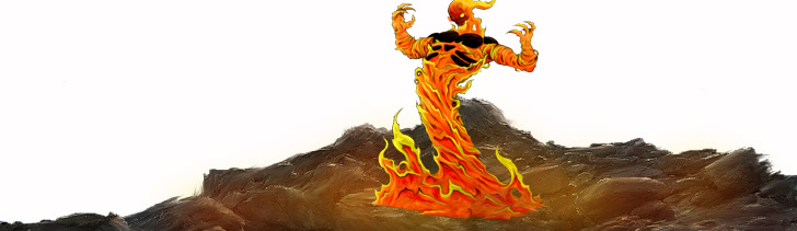 Initium FireElemental