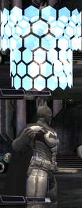 Batmobile shield