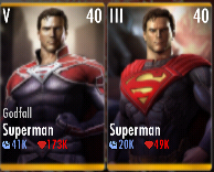Superman Godfall nightmare challenge battle 5 match 15