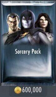 Sorcery Pack