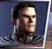 Red Son Superman portrait