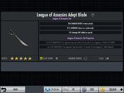 League blade