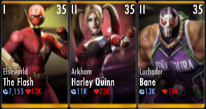 Superman Godfall nightmare challenge battle 3 match 12