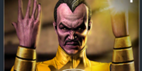 Sinestro/Antimatter