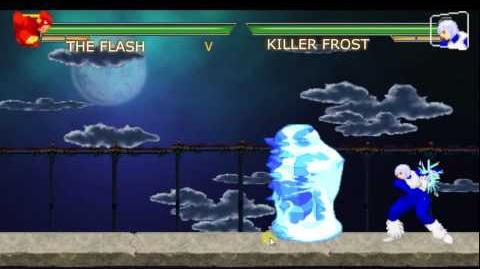 INJUSTICE FAKE GAME EVER-(fan made game)injustice gods among us