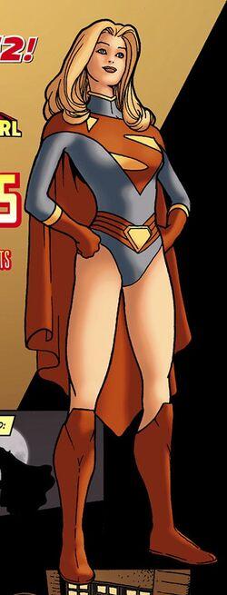 Supergirl Gen 3 (JLG)