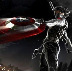 Winter Soldier (Legends Collide)