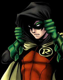 Robin Injustice The First Insurgent