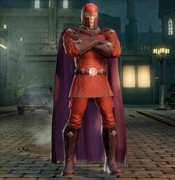 Magneto (Legends Collide)