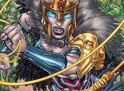 Wonder Woman Gen 3 (JLG)