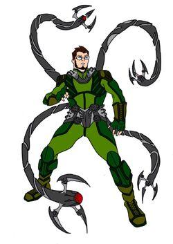 Doctor Octopus (Legends Collide)
