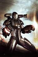 Iron Man Vol 4 33 Textless