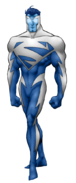 Superman blue by superman3d-d4p8083