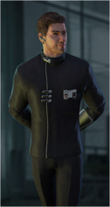 Alistaire Smythe from The Amazing Spider-Man Game
