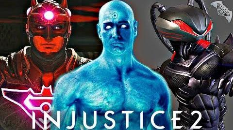 Injustice 2 - Black Manta DLC Confirmed? Fighter Pack 2 Reveal Soon? (News Roundup)