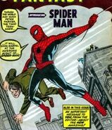 Spider-ManFirstAppearance