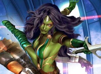 Gamora (VotG)