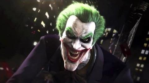 Injustice Gods Among Us 3D Cinematic Trailer