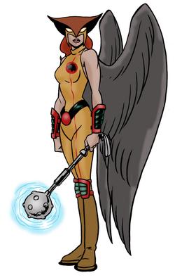 Hawkgirl (IGGR)