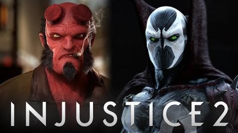 Injustice 2 Top 5 Guest Characters for Injustice 2! (Injustice Gods Among Us 2)
