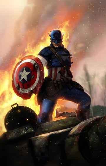 Captain America (World at War)