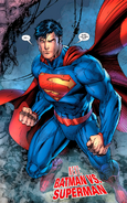 Superman New 52 (World's End)