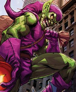 Green Goblin CW