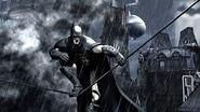 Batman Spying