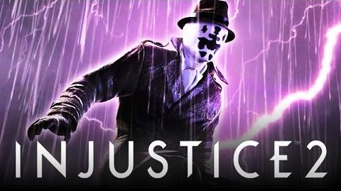 Injustice 2 Watchmen Guest Character DLC Discussed By Ed Boon! (Injustice 2 Guest Character DLC)
