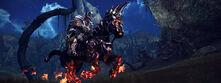 Nightmarehorse