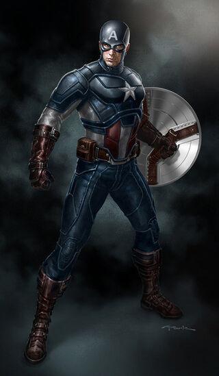Captain America (HD)