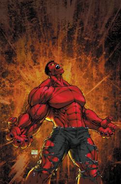 Red Hulk (VotG)