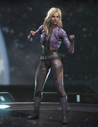 Black Canary - Drake's Legacy
