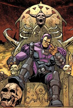 Mongul Injustice