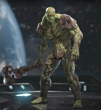 Swamp Thing - Guardian of the Green