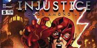 Injustice: Gods Among Us Issue 5