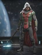 Robin - Heir to the League