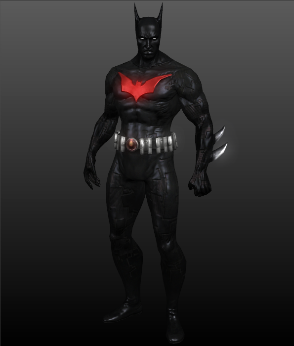 Image - Batman Beyond.png | Injustice:Gods Among Us Wiki ...