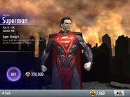 Superman Regime