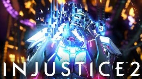 Injustice 2 - Defeating Brainiac Arcade Mode