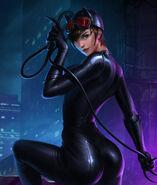 Catwoman - Injustice 2 - Art 2