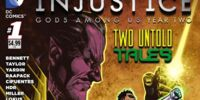 Injustice: Gods Among Us Year Two Annual 1