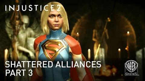 Injustice 2 - Shattered Alliances Part 3