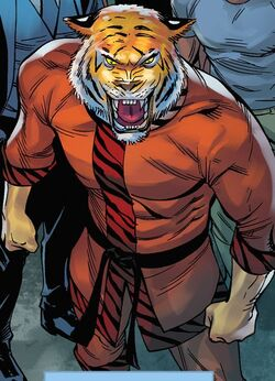 Bronze Tiger Injustice